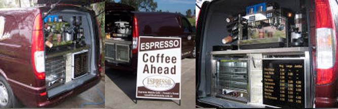 9dff7356b9 mobile espresso vans Maestros Espresso Coffee